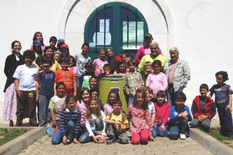 Escola BasicaCaldeiro_Estremoznet